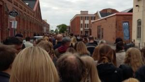 Kent-förhandslyssning - Eskilstuna, 2016-05-19