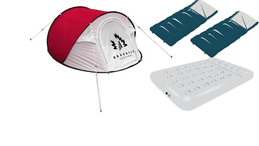 TÄVLING: Vinn snyggt camping-kit!
