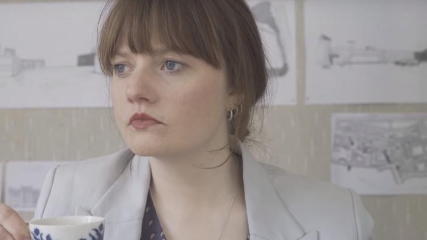 VIDEOPREMIÄR: Ellen Sundberg - Favorite Town