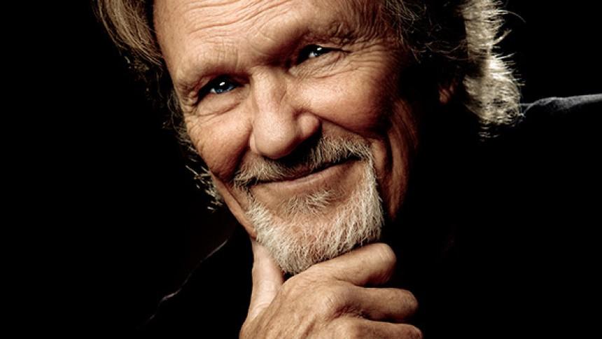 Kris Kristofferson till Sverige