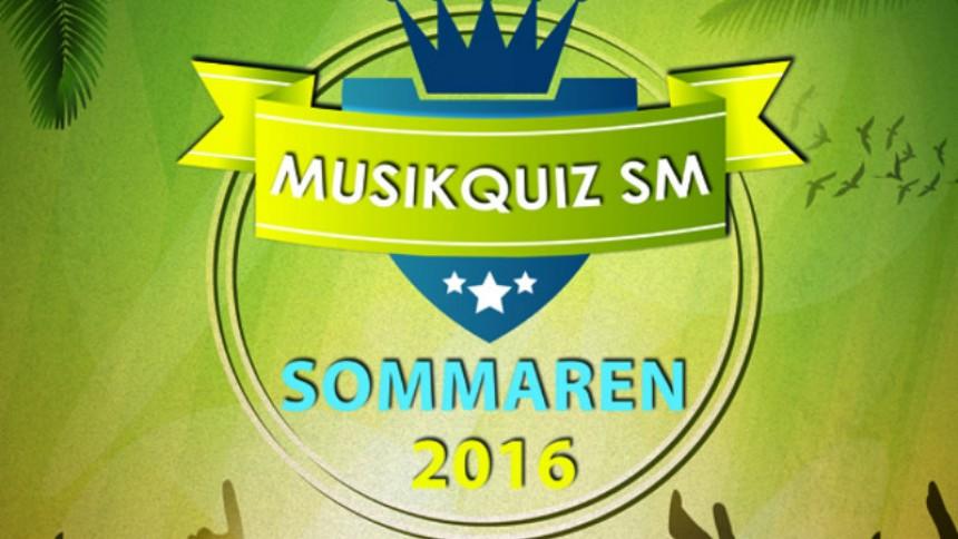 Snart kickar Musikquiz-SM igång