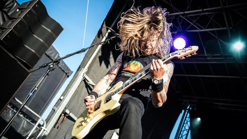 Svenskt band öppnar Black Sabbaths sista spelning i Stockholm