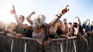 Artister & Publik - MetallSvenskan - Lördag