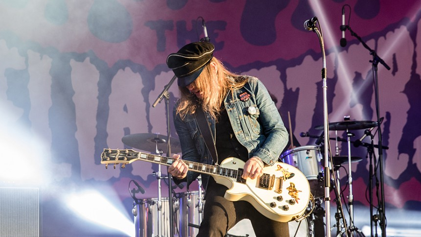 The Hellacopters ger konsert
