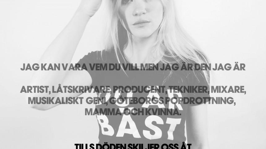 Redo att slåss med de största inom svensk pop