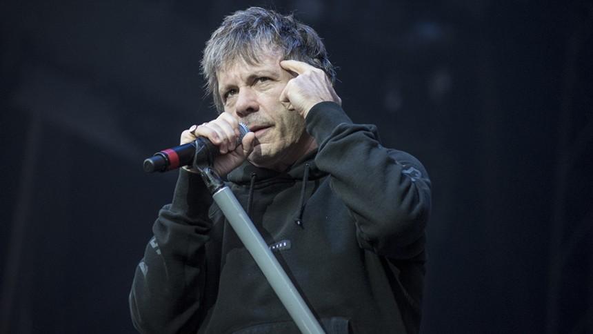 Iron Maiden-frontaren till Sverige med specialshow