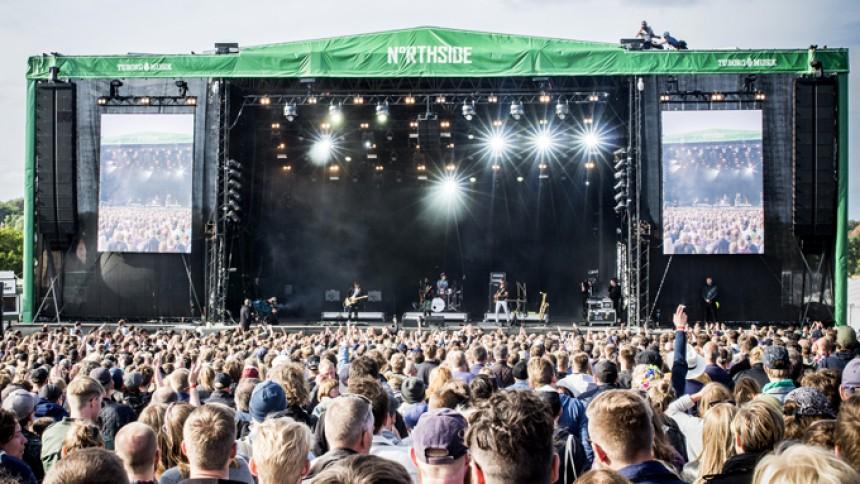 Först Radiohead – nu släpper Northside Festival nya hyllade namn