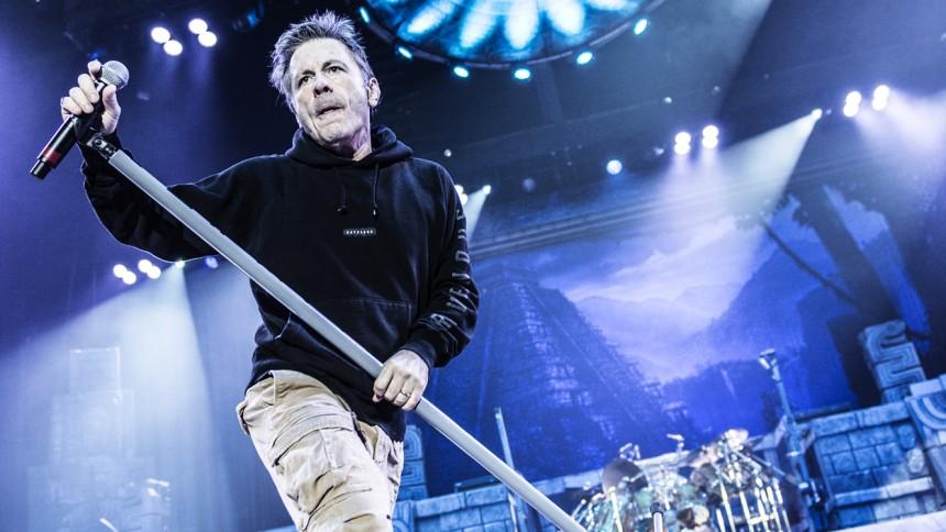 Sverige förbereder sig för Iron Maiden på ett mycket speciellt sätt