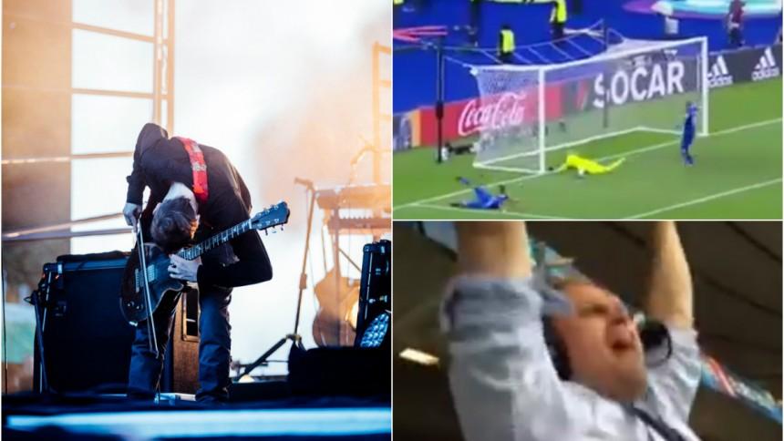 Islands galna kommentator blandas med Sigur Rós – resultatet är episkt