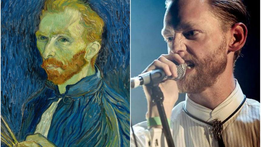 Är en svensk rockens Vincent van Gogh?