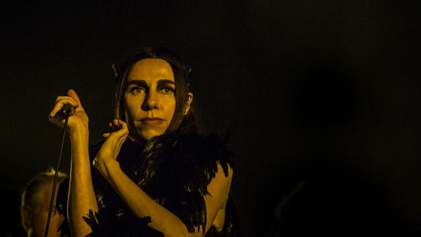 En audiens med melankolins mörka drottning
