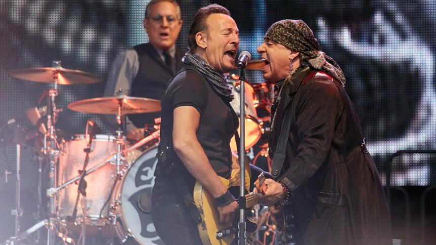 Springsteen bekräftar: Turné och nytt album med The E Street Band