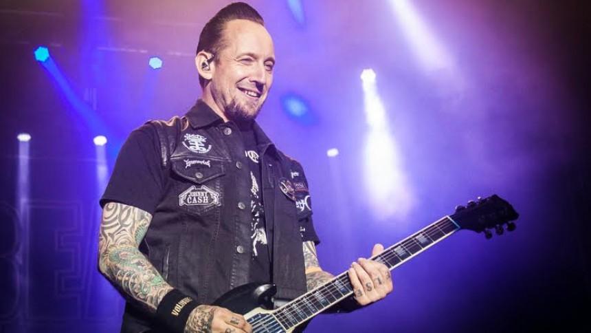 """INFÖR BRÅVALLA: Volbeat – """"Jag har blivit blödigare med åren"""""""