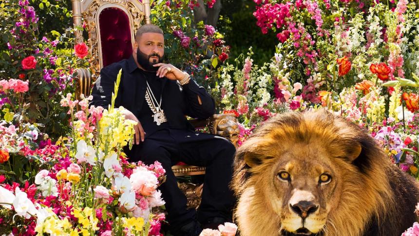 """DJ Khaled: """"kvinnor ska dyrka mannen"""""""