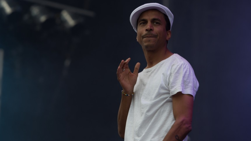 Timbuktu ger 2 konserter – på samma festival