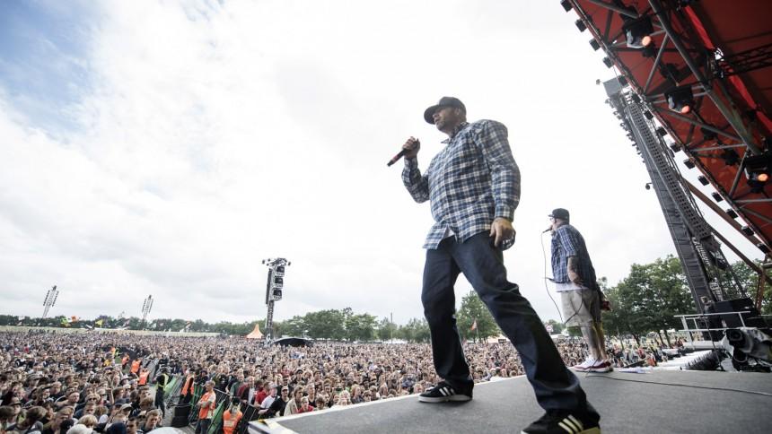 Hiphop-ikoner till Liseberg