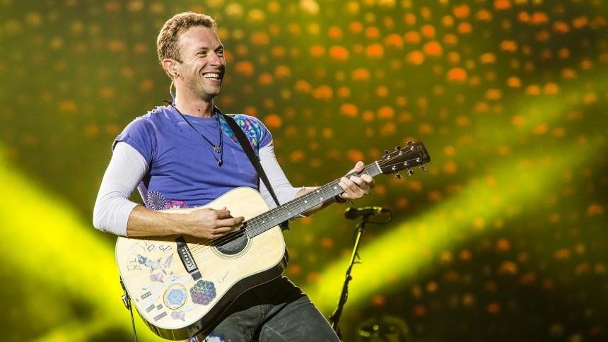 Så låter Coldplays nya projekt – gästas av Pharrell