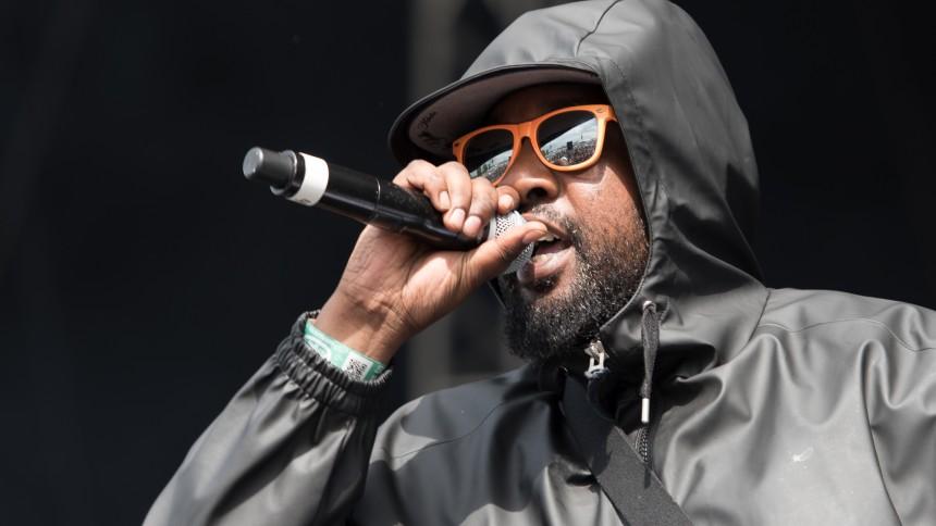 Vibrerande hiphop som lyfter publiken
