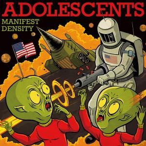 Adolescents: Manifest Destiny
