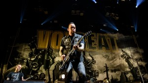 Volbeat - Monsters of Rock, Stockholm, 160709