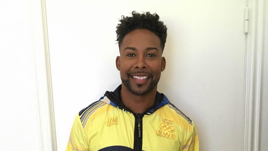 Han gör Sveriges officiella OS-låt