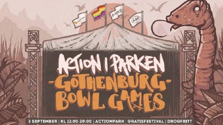 Gratisfestivalen Action I Parken släpper headline-akt