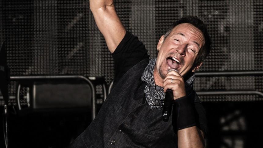 Bruce Springsteen gripen för rattfylla