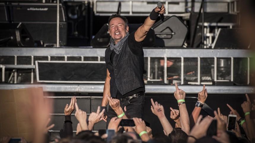 Bruce Springsteen frias från rattfylleåtal