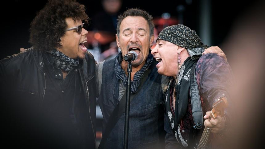 Bruce Springsteens medkumpan gör Sverige