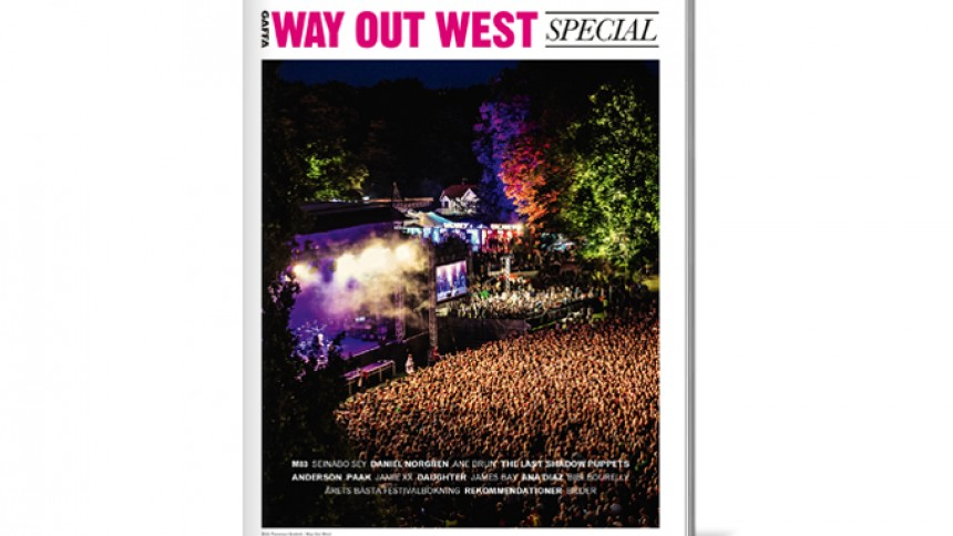 GAFFAs Way Out West-special ute nu!