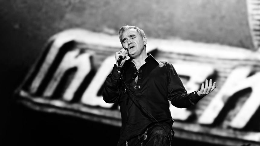 Morrissey rankar sina spelningar 2016 – gissa vad han tyckte om Way Out West