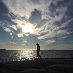 Sara Enegren: Silhouette