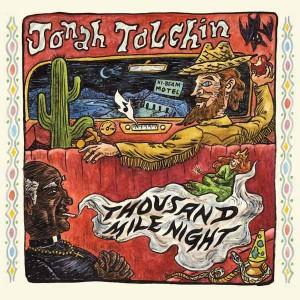 Jonah Tolchin: Thousand Mile Night