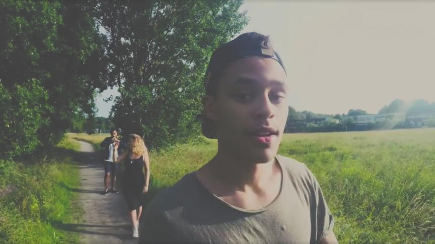 VIDEOPREMIÄR: LAS med teckentolkad video om osynliga känslor