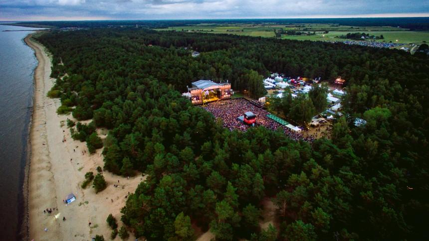 Positivus Festival breddar de musikaliska upplevelserna