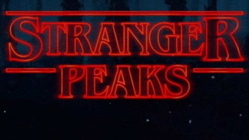 LYSSNA: Stranger Things och Twin Peaks i lysande mashup