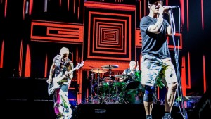 Red Hot Chili Peppers - Tele 2 Arena, Stockholm 160910