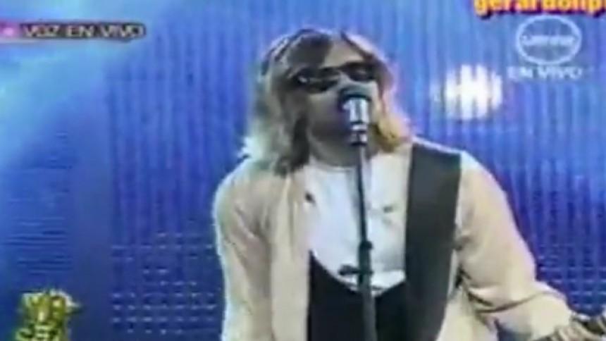 Kurt Cobain lever? Den här videon får fans att tro på det omöjliga
