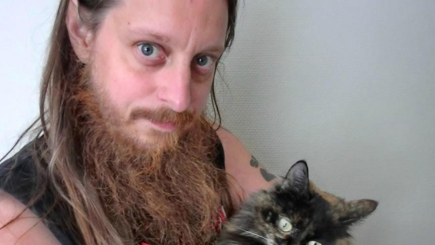 Norsk black metal-ikon har blivit politiker mot sin vilja