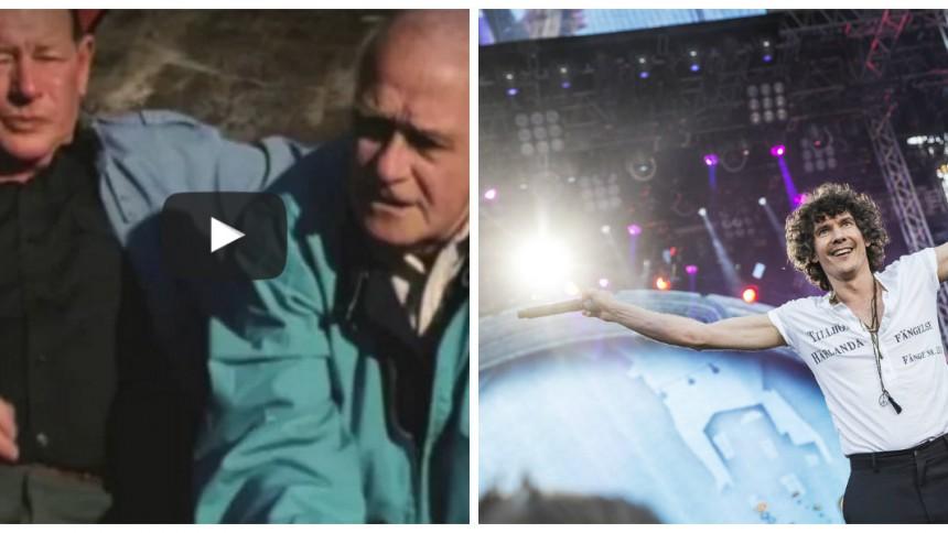 Ett fan har gjort den perfekta musikvideon till Håkan Hellströms nya låt