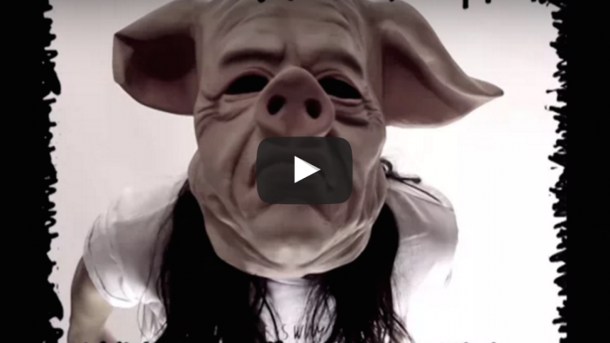 VIDEOPREMIÄR: Twin Pigs - Got Enough