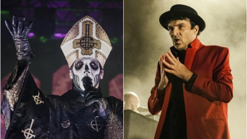 Hör Ghost tolka Imperiet och Eurythmics på ny EP
