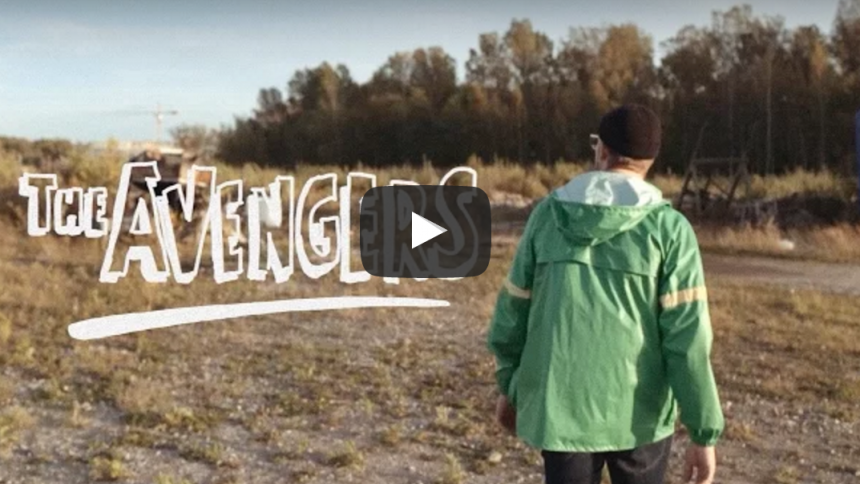 VIDEOPREMIÄR: Osten Af feat. Masta Ace, Jungle Brothers-Bam, Kashal-Tee, Prop Dylan & Coco Rouzier - The Avengers