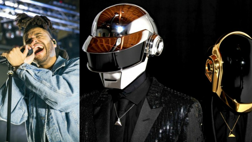 LYSSNA: The Weeknd & Daft Punk – Starboy