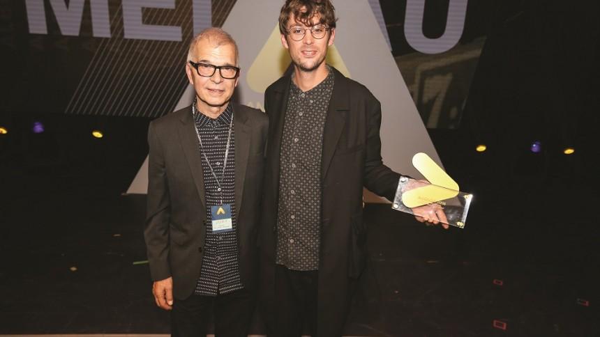Svensk vinner nytt internationellt pris – delades ut av producentikon