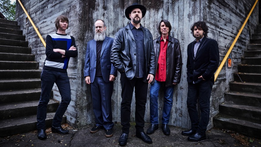 Drive-By Truckers till Sverige