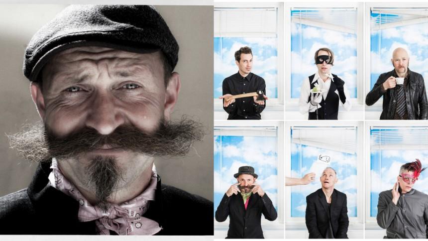 """Bob Hund-Jonas: """"Alla såg ut som Pablo Picasso ungefär"""""""