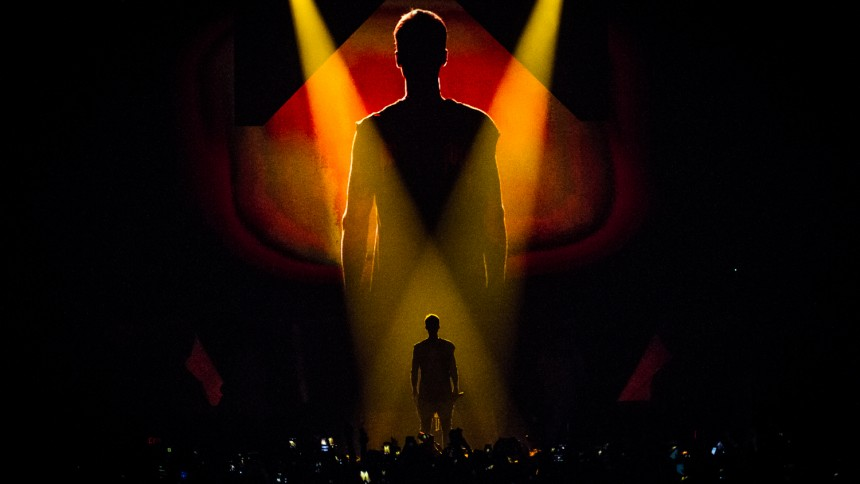 Gigantiskt hitmaraton men var befinner sig Bieber?