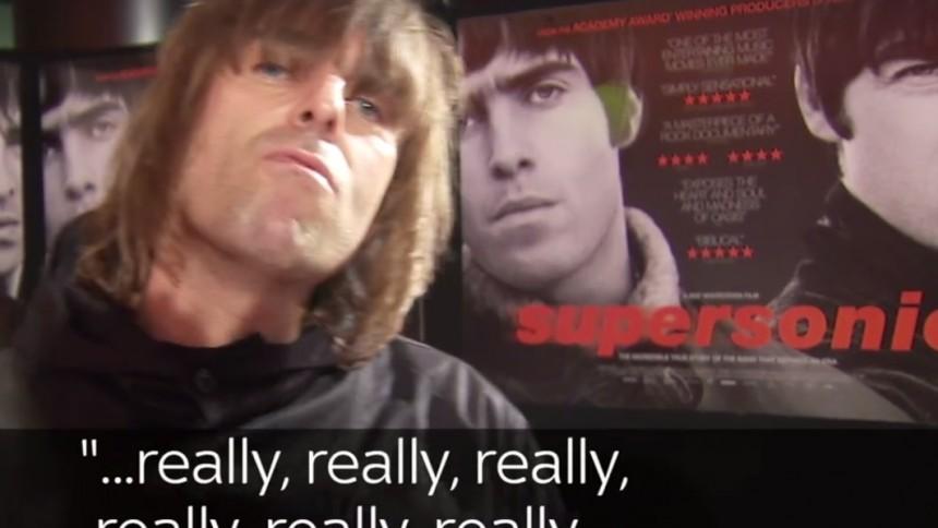 Noel struntade i premiär – Liams diss är STOR humor