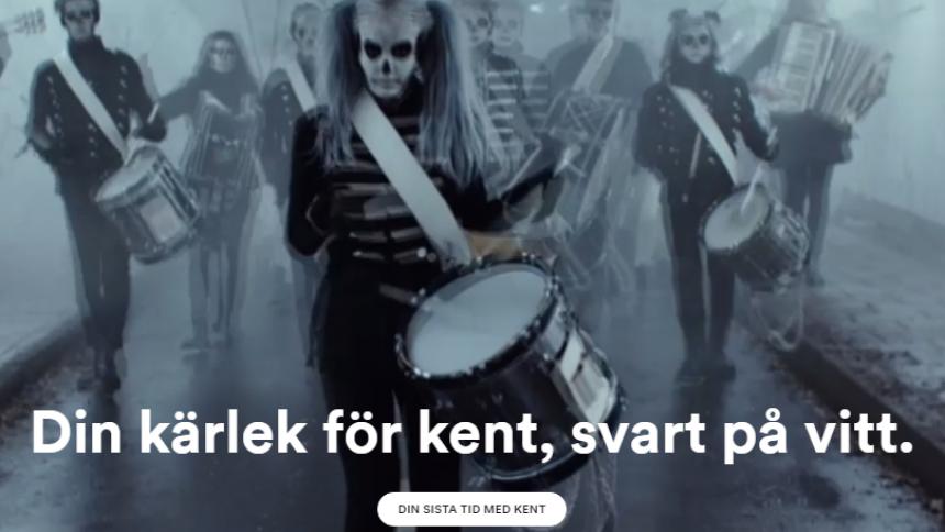 Hur mycket Kent-fan är du? Spotify har svaret